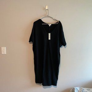 Black Prologue T-Shirt Dress